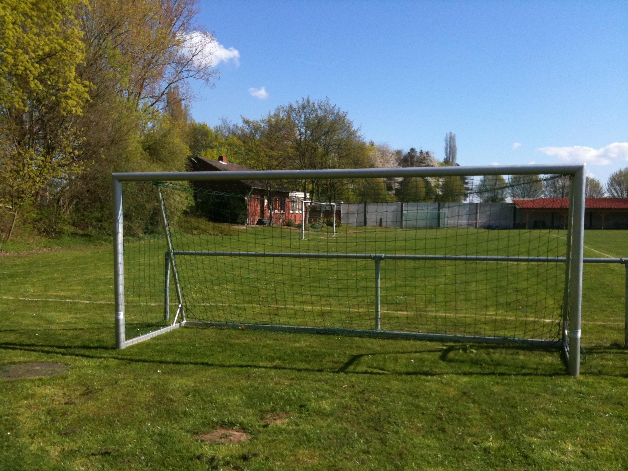 Neue Tore für den Trainings- und Spielbetrieb